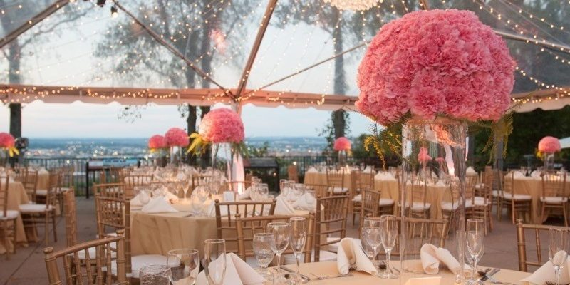 Planning a fairytale wedding? 5 tips for choosing a perfect wedding venue