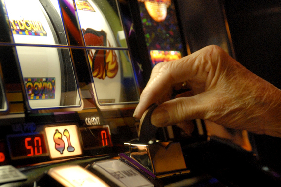 Dealing With Slots Addiction On Your Own