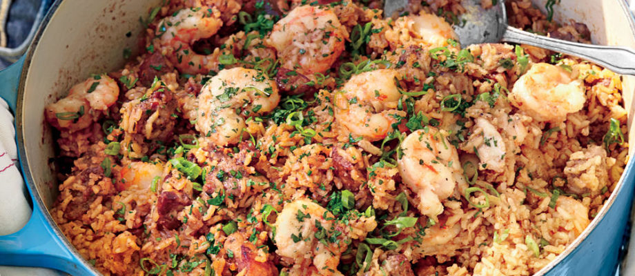 One-Pot Seafood Jambalaya Recipe to Feed a Multitude of Total Information