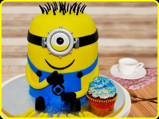 Top Eight Theme Cake Ideas for Kids Birthday